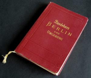 Baedekers Berlin, Reiseführer von 1910