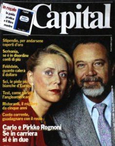 copertina di Capital gennaio 1985