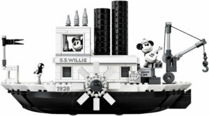 "Lego ""Steamboat Willie"" (set 21317)"