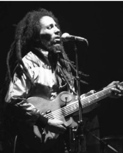 Bob Marley a Zurigo nel 1980