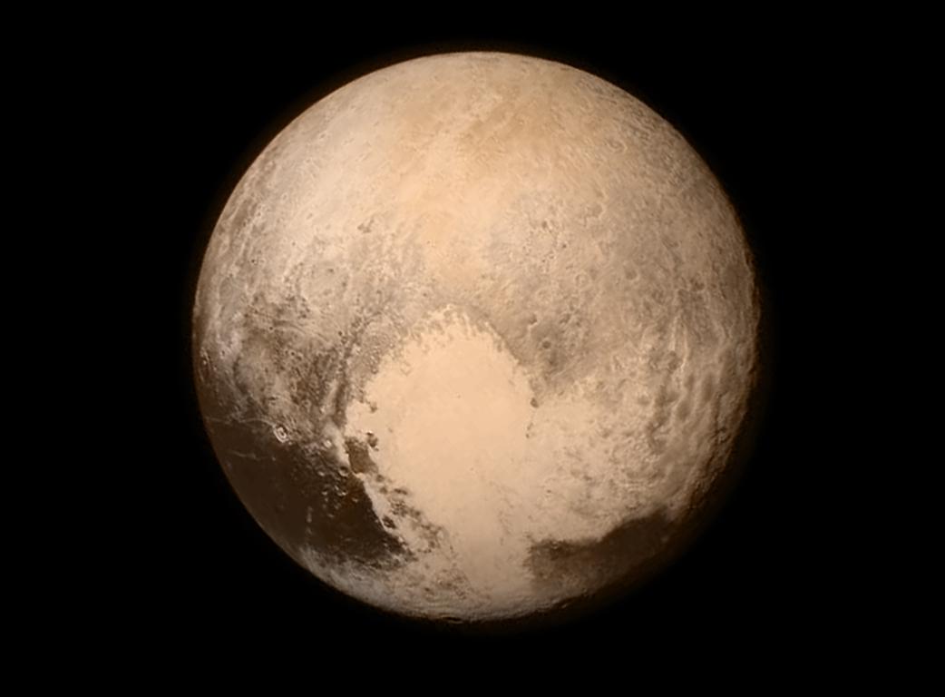 Plutone (foto NASA)