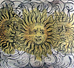 illustrazione parelio 1493