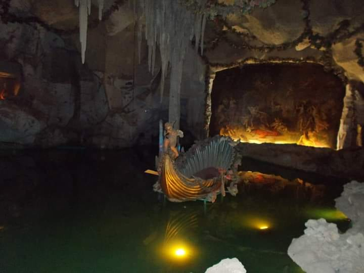Grotta di Venere a Linderhof