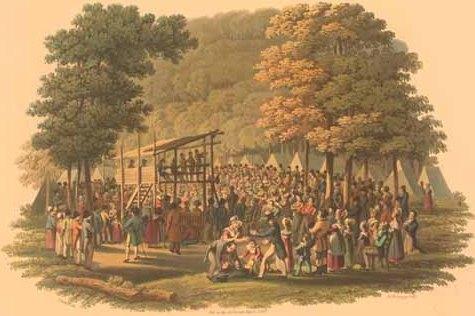 methodist camp meeting 1819
