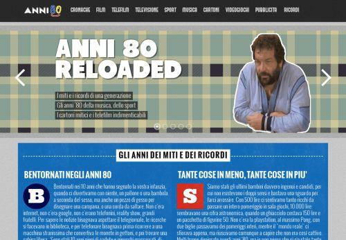 Anni 80 Reloaded