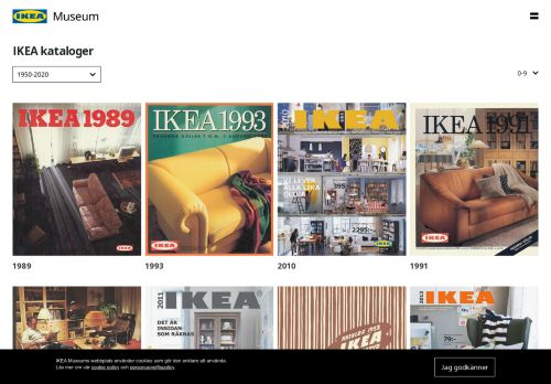Ikea Catalogher