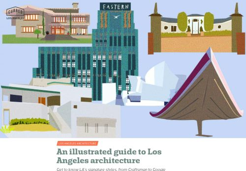 Los Angeles architecture: An illustrated guide