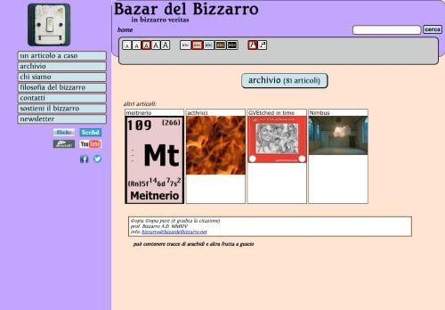 Bazar del Bizzarro