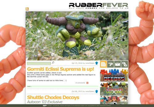 Rubber Fever