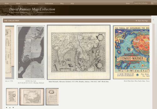 David Rumsey Maps Collection