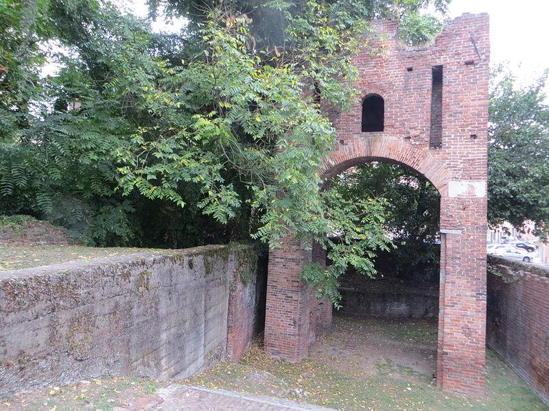 Porta Calcinara a Pavia