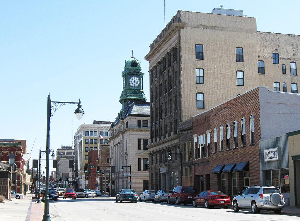 centro di Fort Dodge, Iowa