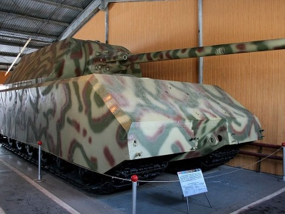 Maus: the biggest tank ever built